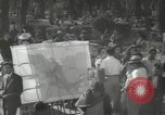 Image of Mexican civilians Mexico City Mexico, 1944, second 25 stock footage video 65675063460