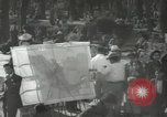 Image of Mexican civilians Mexico City Mexico, 1944, second 27 stock footage video 65675063460