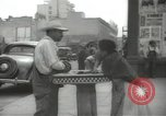 Image of Mexican civilians Mexico City Mexico, 1944, second 57 stock footage video 65675063460