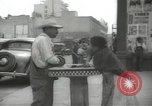 Image of Mexican civilians Mexico City Mexico, 1944, second 58 stock footage video 65675063460
