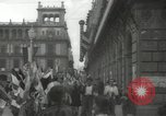 Image of Mexican civilians Mexico City Mexico, 1944, second 2 stock footage video 65675063461