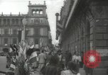 Image of Mexican civilians Mexico City Mexico, 1944, second 3 stock footage video 65675063461