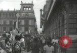 Image of Mexican civilians Mexico City Mexico, 1944, second 5 stock footage video 65675063461