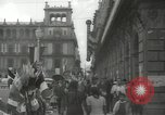 Image of Mexican civilians Mexico City Mexico, 1944, second 6 stock footage video 65675063461