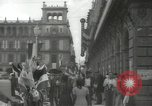 Image of Mexican civilians Mexico City Mexico, 1944, second 7 stock footage video 65675063461