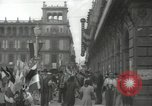 Image of Mexican civilians Mexico City Mexico, 1944, second 9 stock footage video 65675063461