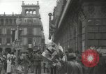 Image of Mexican civilians Mexico City Mexico, 1944, second 15 stock footage video 65675063461