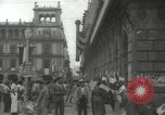 Image of Mexican civilians Mexico City Mexico, 1944, second 18 stock footage video 65675063461