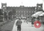 Image of Mexican civilians Mexico City Mexico, 1944, second 31 stock footage video 65675063461