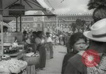 Image of Mexican civilians Mexico City Mexico, 1944, second 36 stock footage video 65675063461