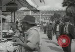 Image of Mexican civilians Mexico City Mexico, 1944, second 38 stock footage video 65675063461