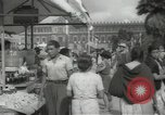 Image of Mexican civilians Mexico City Mexico, 1944, second 52 stock footage video 65675063461