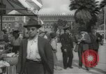 Image of Mexican civilians Mexico City Mexico, 1944, second 62 stock footage video 65675063461