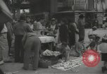 Image of Mexican civilians Mexico City Mexico, 1944, second 7 stock footage video 65675063462