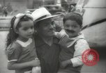 Image of Mexican civilians Mexico City Mexico, 1944, second 17 stock footage video 65675063462