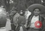 Image of Mexican civilians Mexico City Mexico, 1944, second 54 stock footage video 65675063462