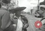 Image of United States officers Mexico City Mexico, 1944, second 9 stock footage video 65675063463