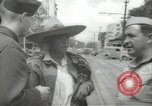 Image of United States officers Mexico City Mexico, 1944, second 14 stock footage video 65675063463