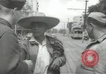Image of United States officers Mexico City Mexico, 1944, second 17 stock footage video 65675063463