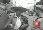 Image of United States officers Mexico City Mexico, 1944, second 18 stock footage video 65675063463