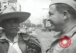 Image of United States officers Mexico City Mexico, 1944, second 31 stock footage video 65675063463