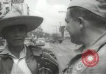Image of United States officers Mexico City Mexico, 1944, second 32 stock footage video 65675063463