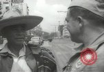 Image of United States officers Mexico City Mexico, 1944, second 33 stock footage video 65675063463