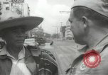 Image of United States officers Mexico City Mexico, 1944, second 34 stock footage video 65675063463