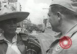 Image of United States officers Mexico City Mexico, 1944, second 35 stock footage video 65675063463