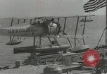 Image of Various US Navy aircraft in the 1920s United States USA, 1925, second 19 stock footage video 65675063471
