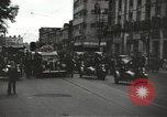 Image of Leon Trotsky open casket viewing Mexico City Mexico, 1940, second 39 stock footage video 65675063473