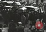 Image of Leon Trotsky open casket viewing Mexico City Mexico, 1940, second 57 stock footage video 65675063473