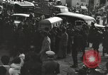 Image of Leon Trotsky open casket viewing Mexico City Mexico, 1940, second 58 stock footage video 65675063473