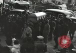 Image of Leon Trotsky open casket viewing Mexico City Mexico, 1940, second 59 stock footage video 65675063473