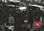 Image of Leon Trotsky open casket viewing Mexico City Mexico, 1940, second 60 stock footage video 65675063473