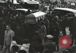 Image of Leon Trotsky open casket viewing Mexico City Mexico, 1940, second 61 stock footage video 65675063473