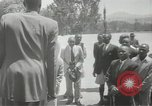 Image of Congolese officials Congo, 1942, second 9 stock footage video 65675063474