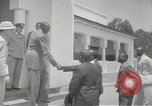 Image of Congolese officials Congo, 1942, second 10 stock footage video 65675063474