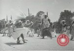 Image of Congolese officials Congo, 1942, second 44 stock footage video 65675063474