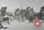 Image of Congolese officials Congo, 1942, second 47 stock footage video 65675063474