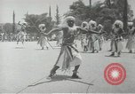 Image of Congolese officials Congo, 1942, second 51 stock footage video 65675063474