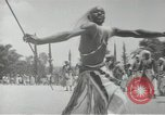 Image of Congolese officials Congo, 1942, second 56 stock footage video 65675063474