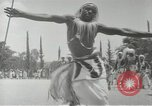 Image of Congolese officials Congo, 1942, second 57 stock footage video 65675063474