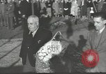Image of war memorial Europe, 1942, second 7 stock footage video 65675063475