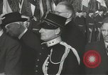 Image of war memorial Europe, 1942, second 27 stock footage video 65675063475