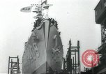 Image of USS Sims Bath Maine USA, 1937, second 11 stock footage video 65675063483