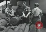 Image of United States airmen Pacific Theater, 1943, second 53 stock footage video 65675063488