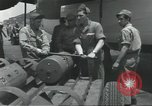 Image of United States airmen Pacific Theater, 1943, second 54 stock footage video 65675063488
