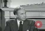 Image of Senator Andrew Frank Schoeppel United States USA, 1953, second 57 stock footage video 65675063491