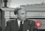 Image of Senator Andrew Frank Schoeppel United States USA, 1953, second 58 stock footage video 65675063491